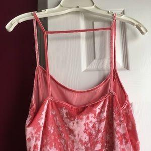Forever 21 Dresses - Baby pink velvet dress never worn!